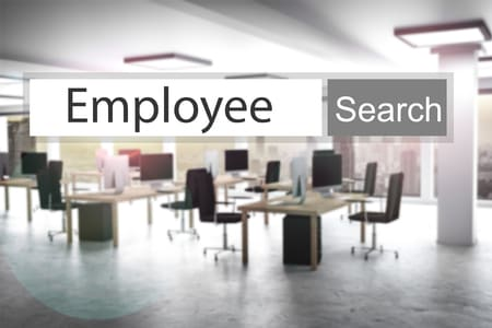 Help searching For Employees